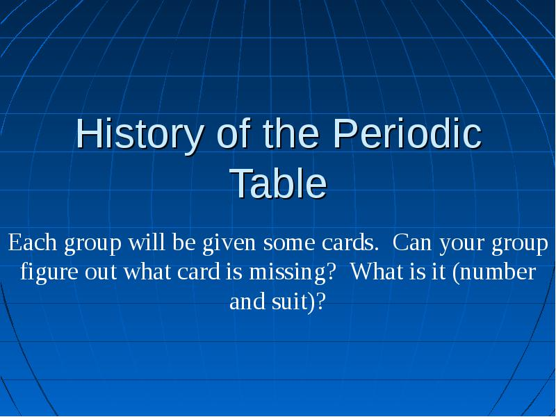 History of the periodic table antoine lavoisier urtaz Choice Image