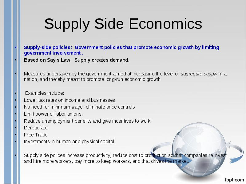 government policies to reduce unemployment