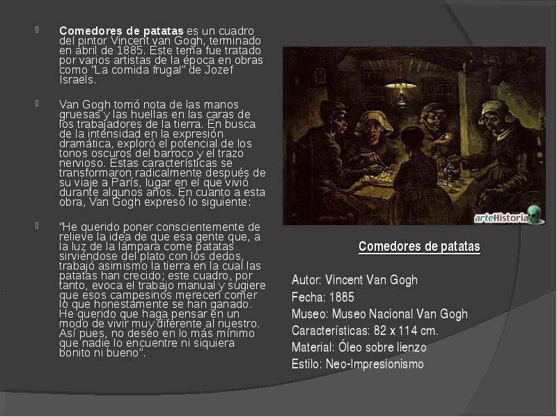 Vincent Willem van Gogh - Leonardo da Vinci Leonardo di ser Piero da ...