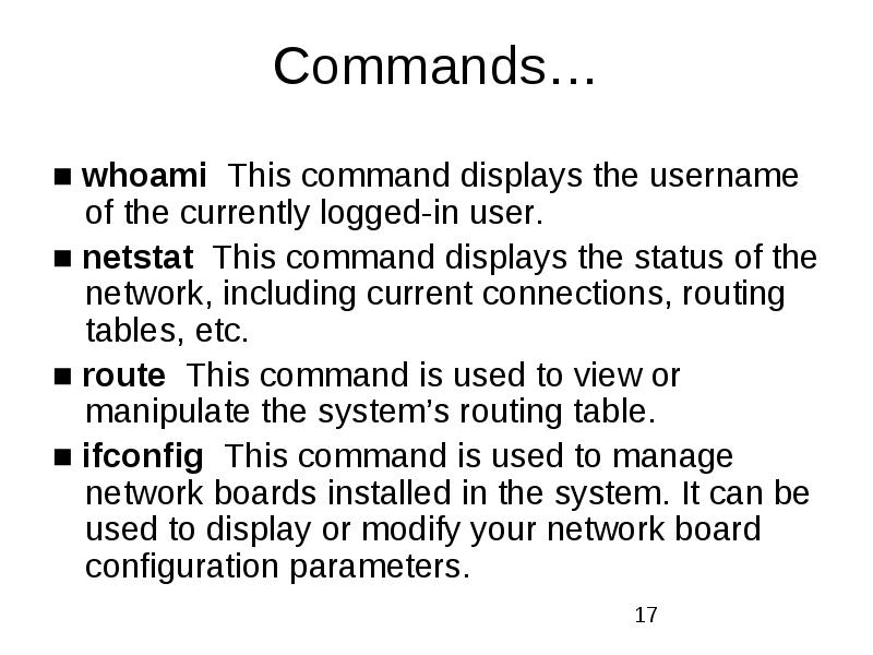 Linux Shell Linux Command-Line Interface
