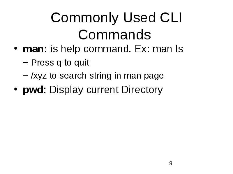 echo pwd in shell script