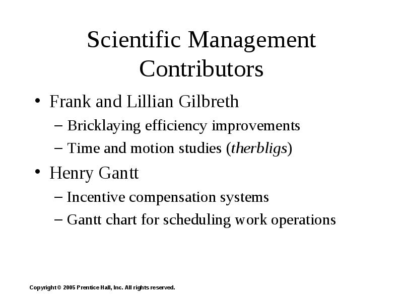 general administrative theory of management