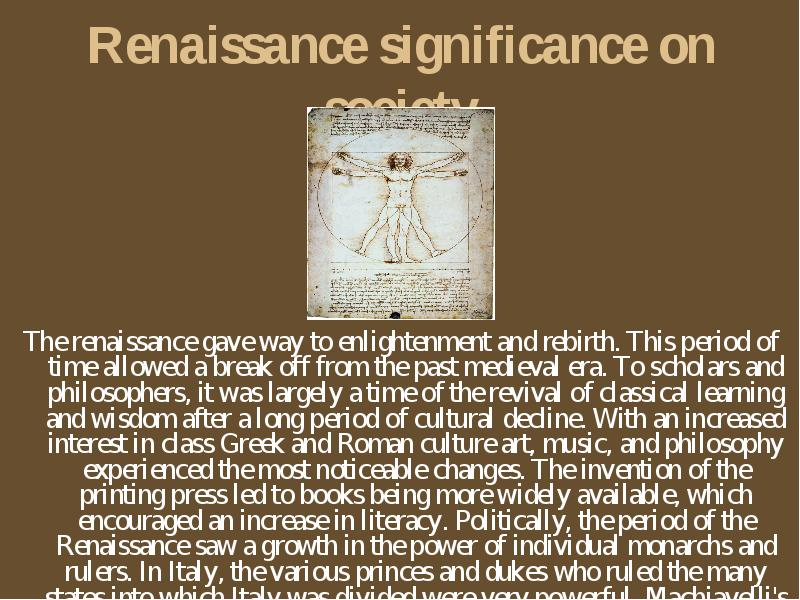 significance of enlightenment
