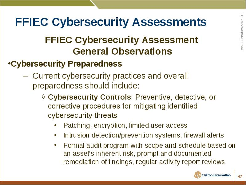 Up To Date Cybersecurity And Fraud Risks