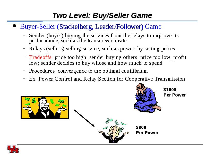 stackelberg leader